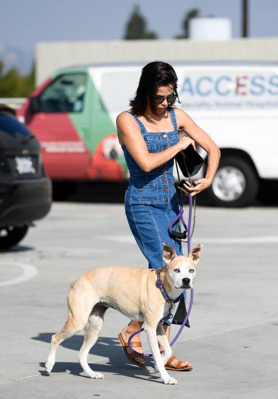 Jenna Dewan - Out in LA 11/24/2018