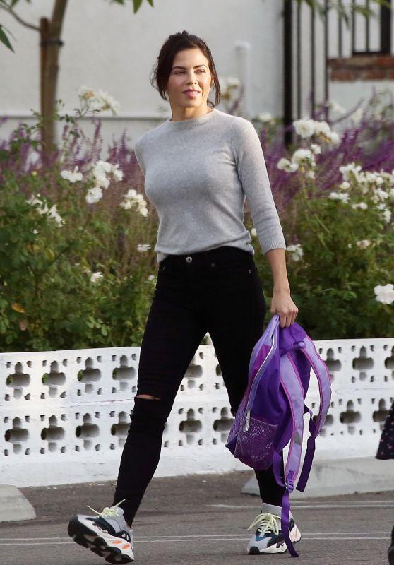Jenna Dewan Street Style 11/27/2018