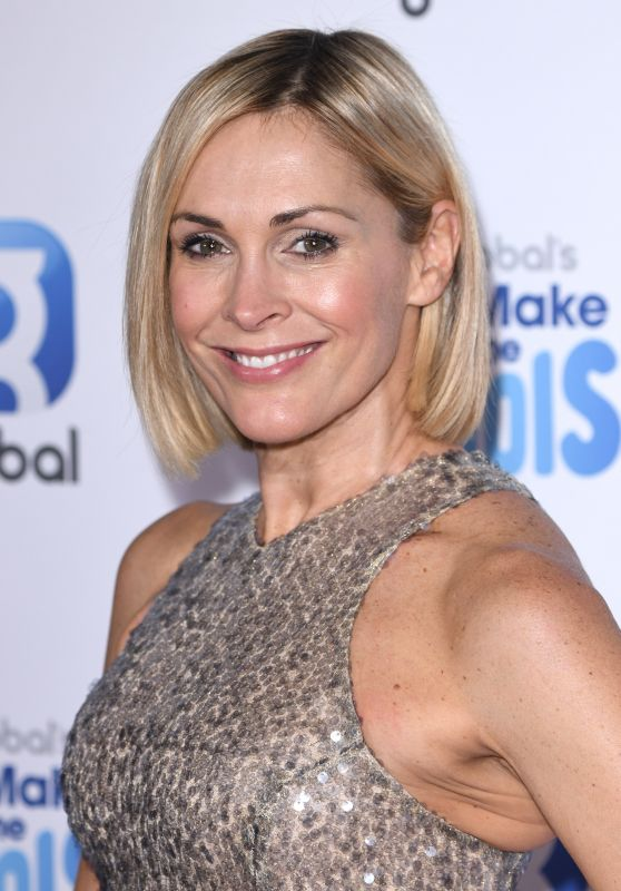 Jenni Falconer – Global's Make Some Noise Night in London 11/20/2018