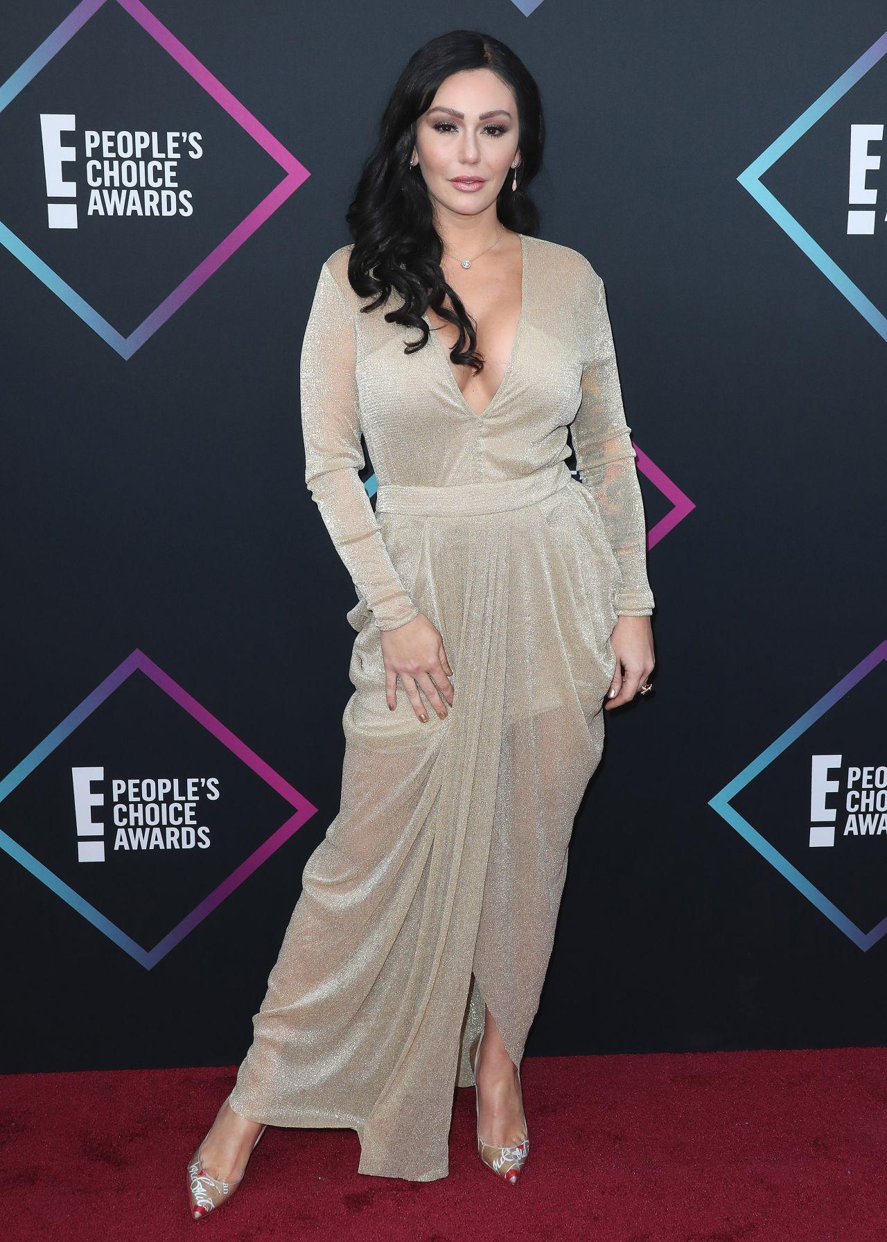 Jenni Farley – People's Choice Awards 2018