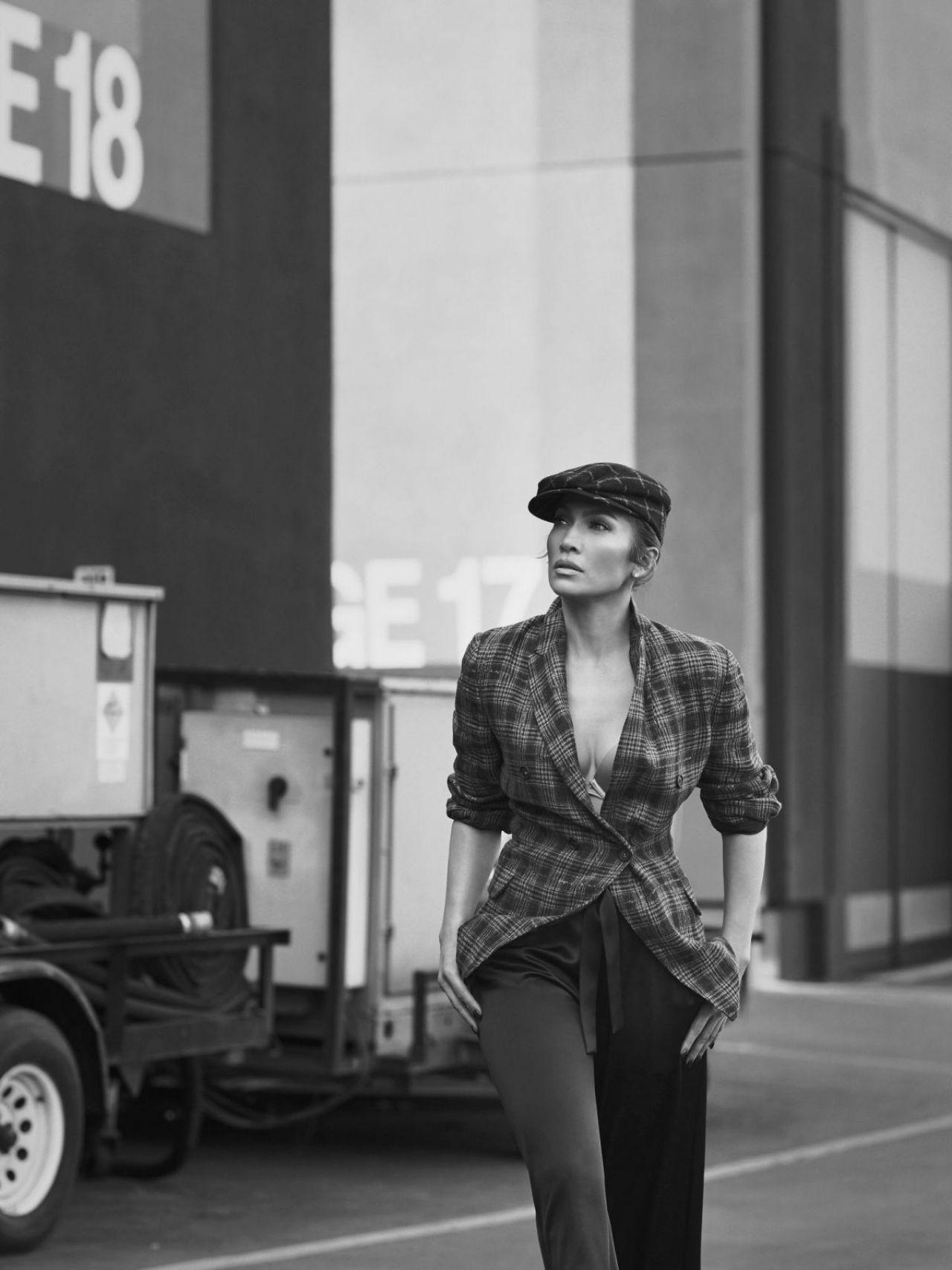 Jennifer Lopez Emmy Magazine June 2018 Photos