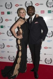 Joanne Clifton - Investing in Ethnicity Awards in London