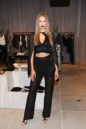 Josephine Skriver – Rosa Cha Store Opening in LA