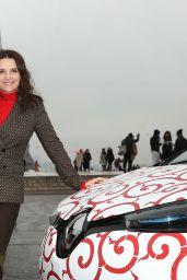 Juliette Binoche - Nissan and Renault Photoshoot in Paris 11/22/2018