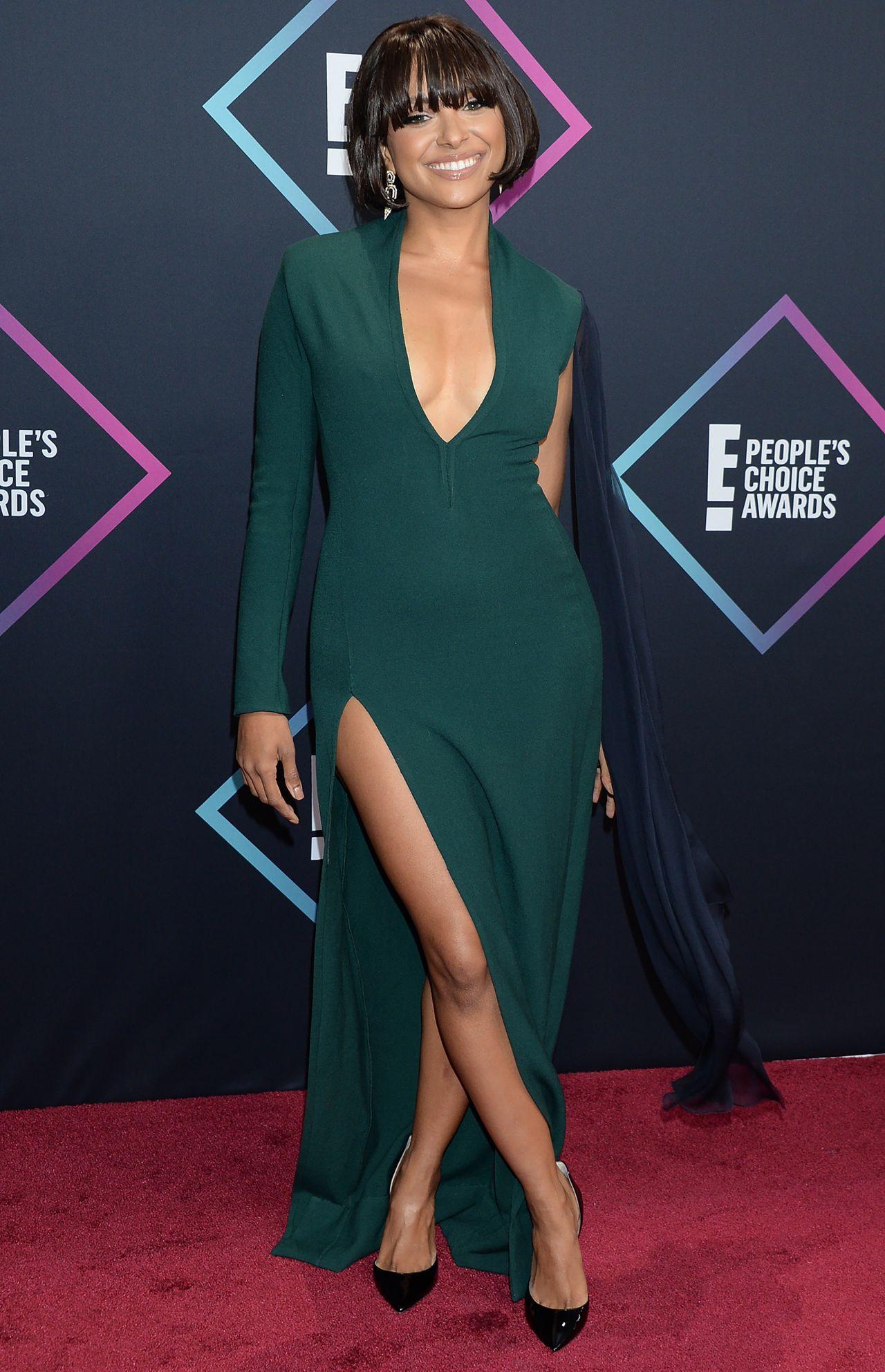 Kat Graham – People's Choice Awards 2018