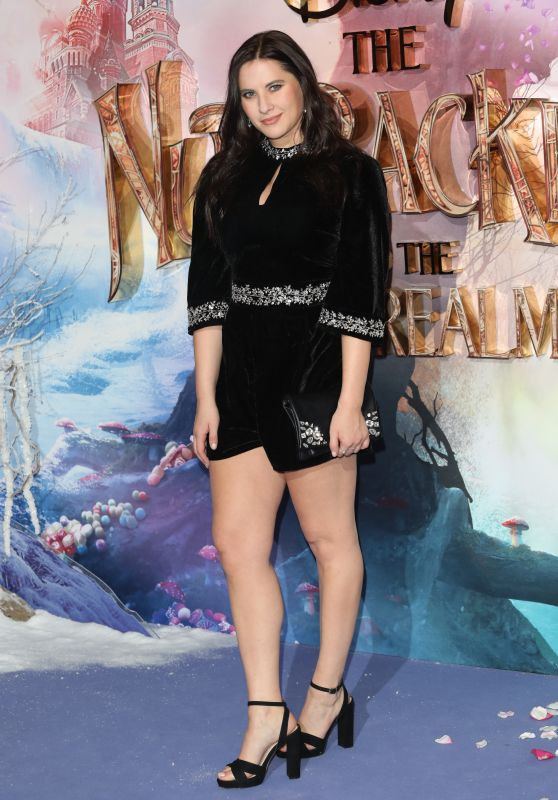 "Kat Shoob – ""The Nutcracker & The Four Realms"" Screening in London"