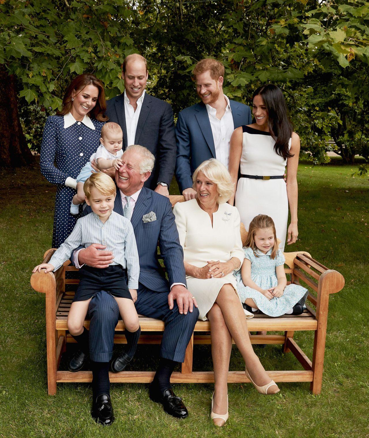 Kate Middleton, Prince William, Meghan Markle & Prince