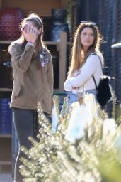 Katherine Schwarzenegger and Maria Shriver - Out in Los Angeles 11/23/2018