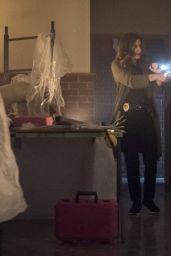 """Katie Cassidy - """"Arrow"""" Season 7 Stills 2018"""