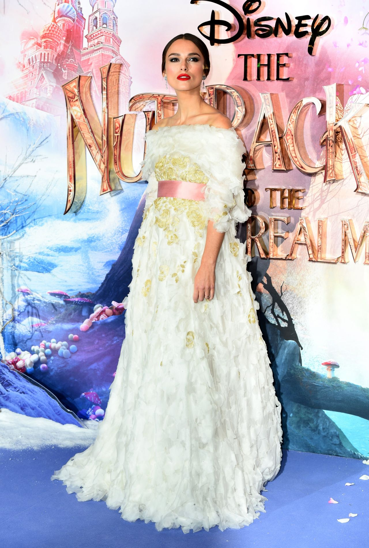 """Keira Knightley - """"The Nutcracker and the Four Realms ..."""