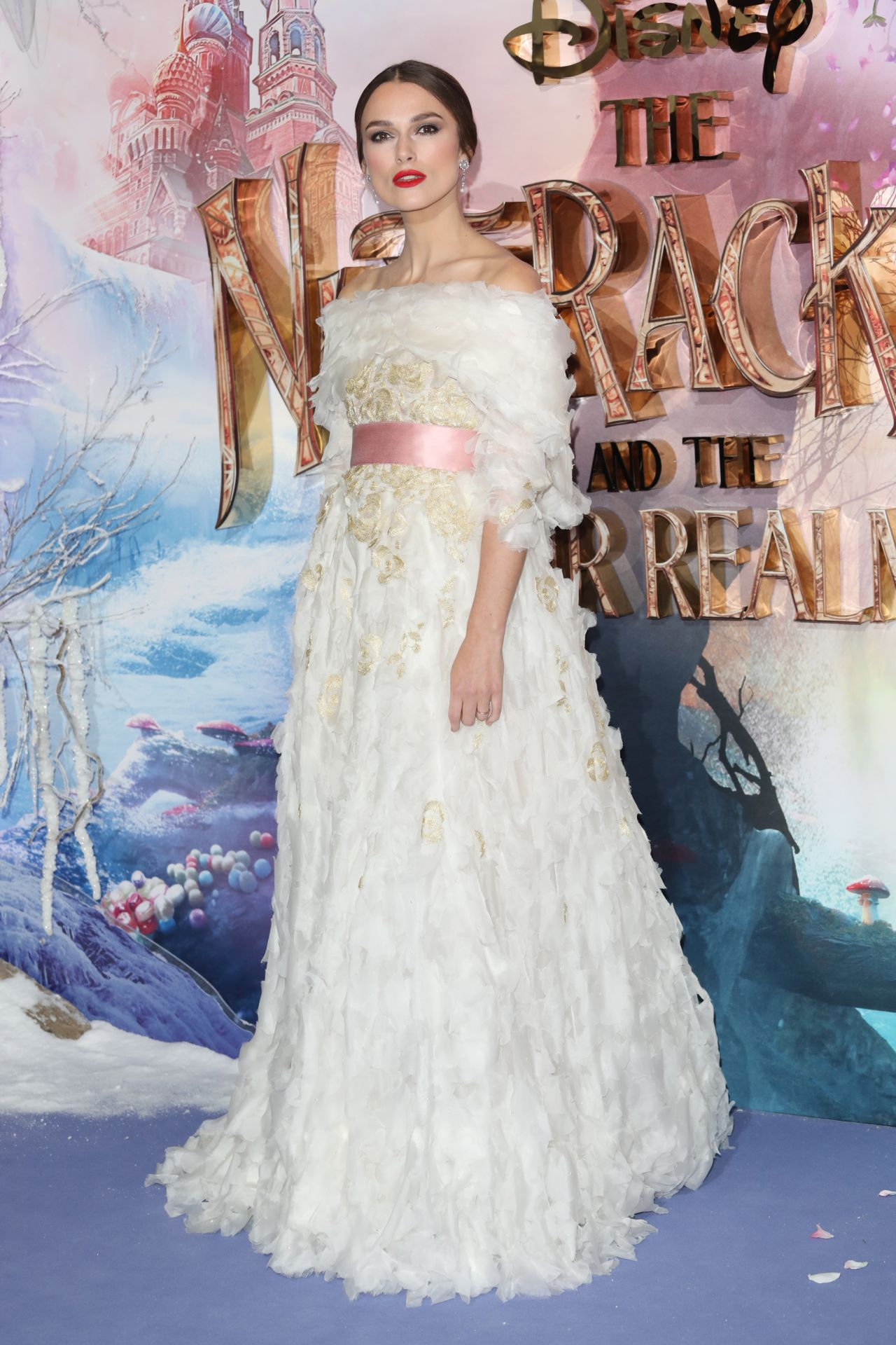 "Keira Knightley - ""The Nutcracker and the Four Realms ..."