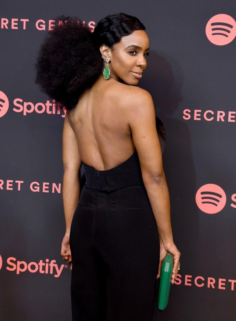 Kelly Rowland 2018 Spotify S Secret Genius Awards