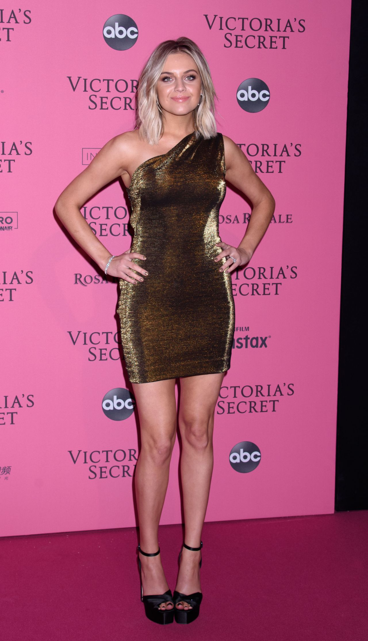 Kelsea Ballerini 2018 Vs Fashion Show Afterparty