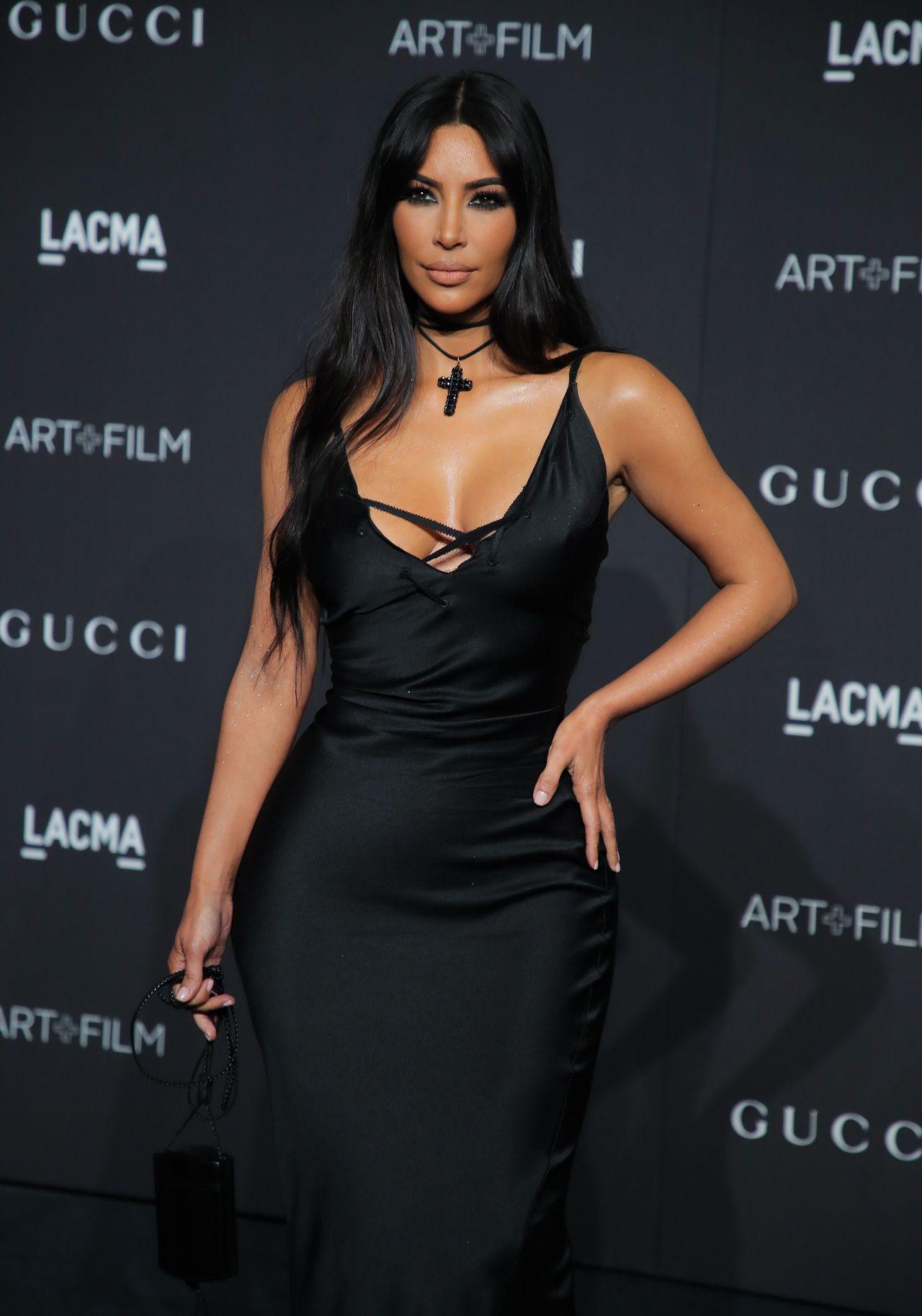Kim Kardashian - 2018 LACMA: Art and Film Gala Kim Kardashian