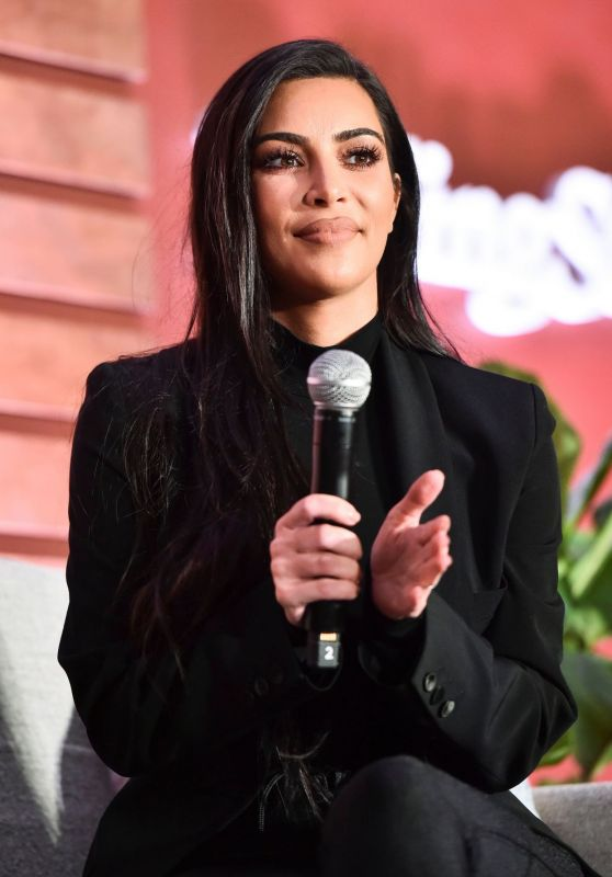 Kim Kardashian – Variety Criminal Justice Reform Summit in LA 11/14/2018