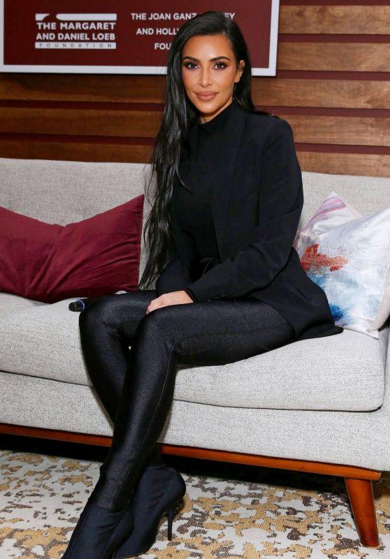 Kim Kardashian - Variety Criminal Justice Reform Summit in LA