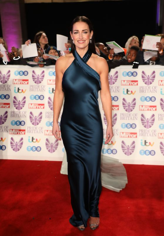 Kirsty Gallacher – 2018 Pride of Britain Awards