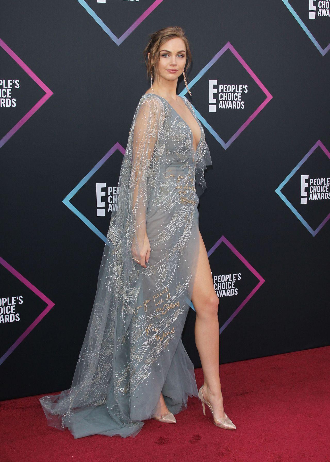 Ksenija Lukich – People's Choice Awards 2018