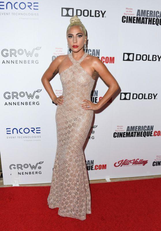 Lady Gaga – 2018 Cinematheque Award Presentation