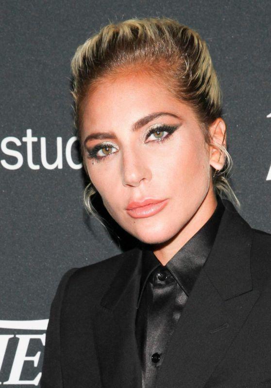 Lady Gaga - Actors on Actors Awards Studio in Los Angeles 11/17/2018