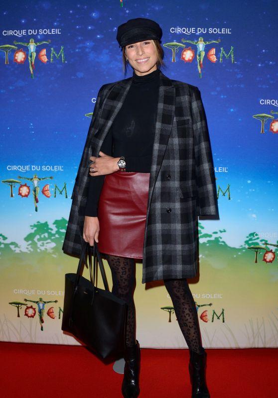 Laury Thilleman – Cirque du Soleil's Totem Show VIP Premiere in Paris