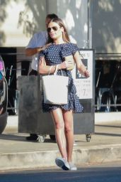 Lea Michele at Joan