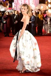 "Leila George – ""Mortal Engines"" Premiere in London"