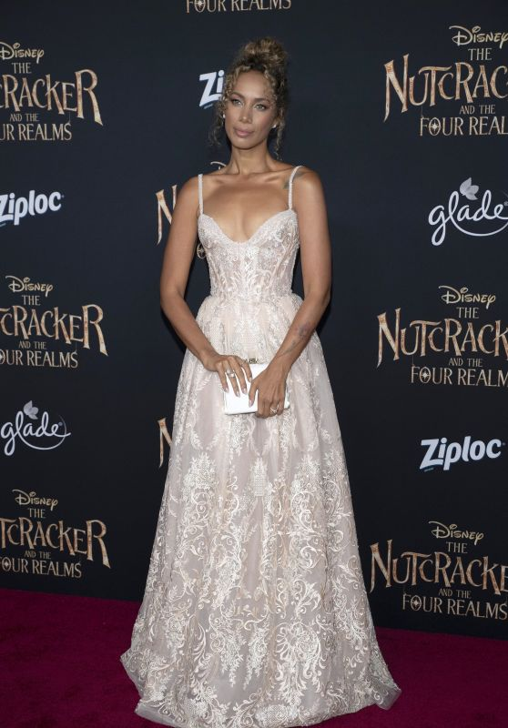 "Leona Lewis – ""The Nutcracker and the Four Realms"" Premiere in Hollywood"