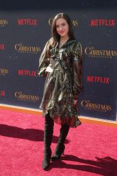 "Lilimar – ""The Christmas Chronicles"" Premiere in Westwood"