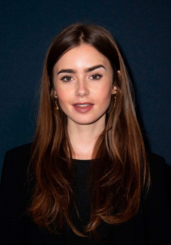 Lily Collins - Academy Nicholl Fellowships in Screenwriting Awards and Live Read in Beverly Hills 11/08/2018