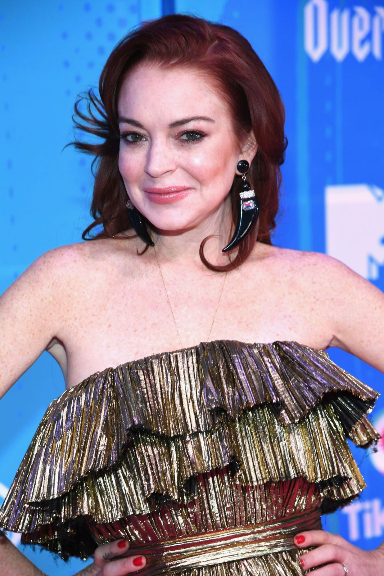Lindsay Lohan – MTV ...