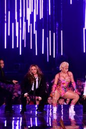 Little Mix and Nicki Minaj - Performing at the MTV EMAs 2018 in Bilbao