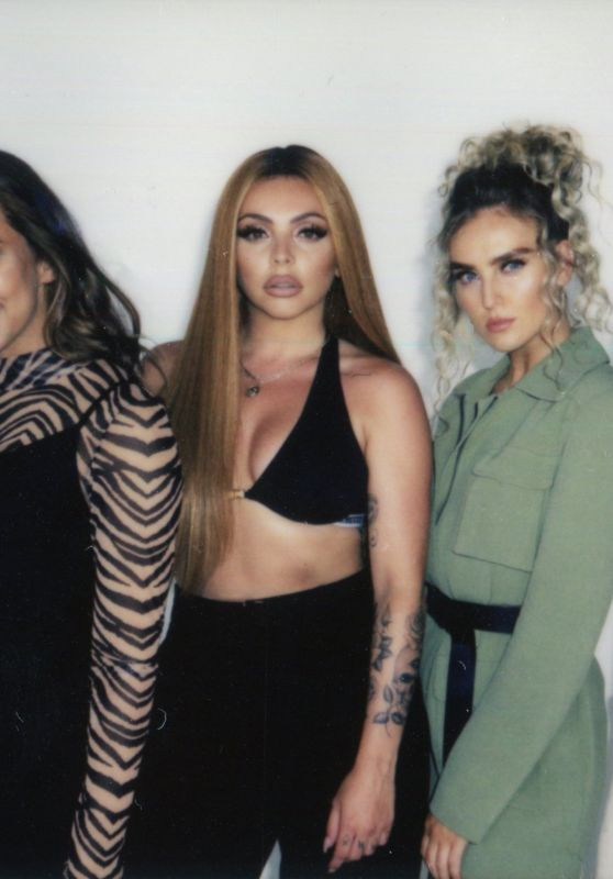 """Little Mix - Photoshoot for """"Spotify"""" Vertical Videos (2018)"""