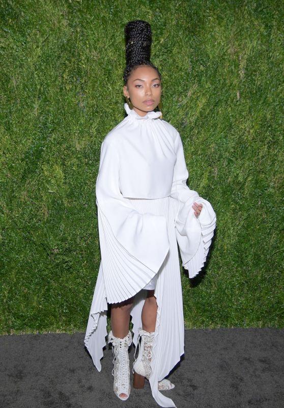 Logan Browning – 2018 CFDA Vogue Fashion Fund Awards