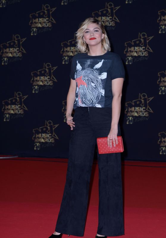 Louane Emera – 2018 NRJ Music Awards in Cannes