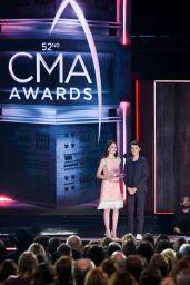 Mackenzie Foy – 2018 CMA Awards