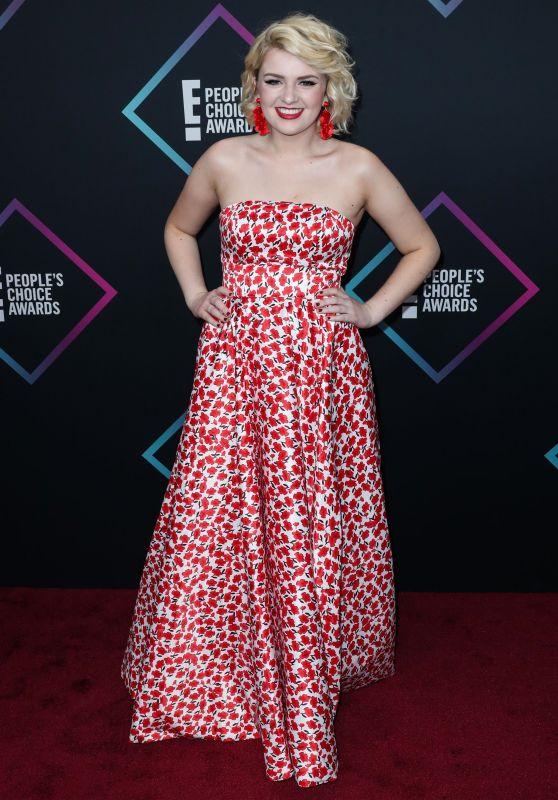 Maddie Poppe – People's Choice Awards 2018