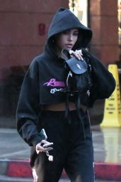 Madison Beer Street Style 11/29/2018