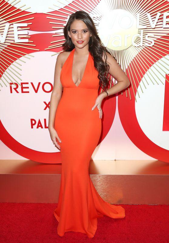 Madison Pettis - 2018 #REVOLVEawards in Las Vegas