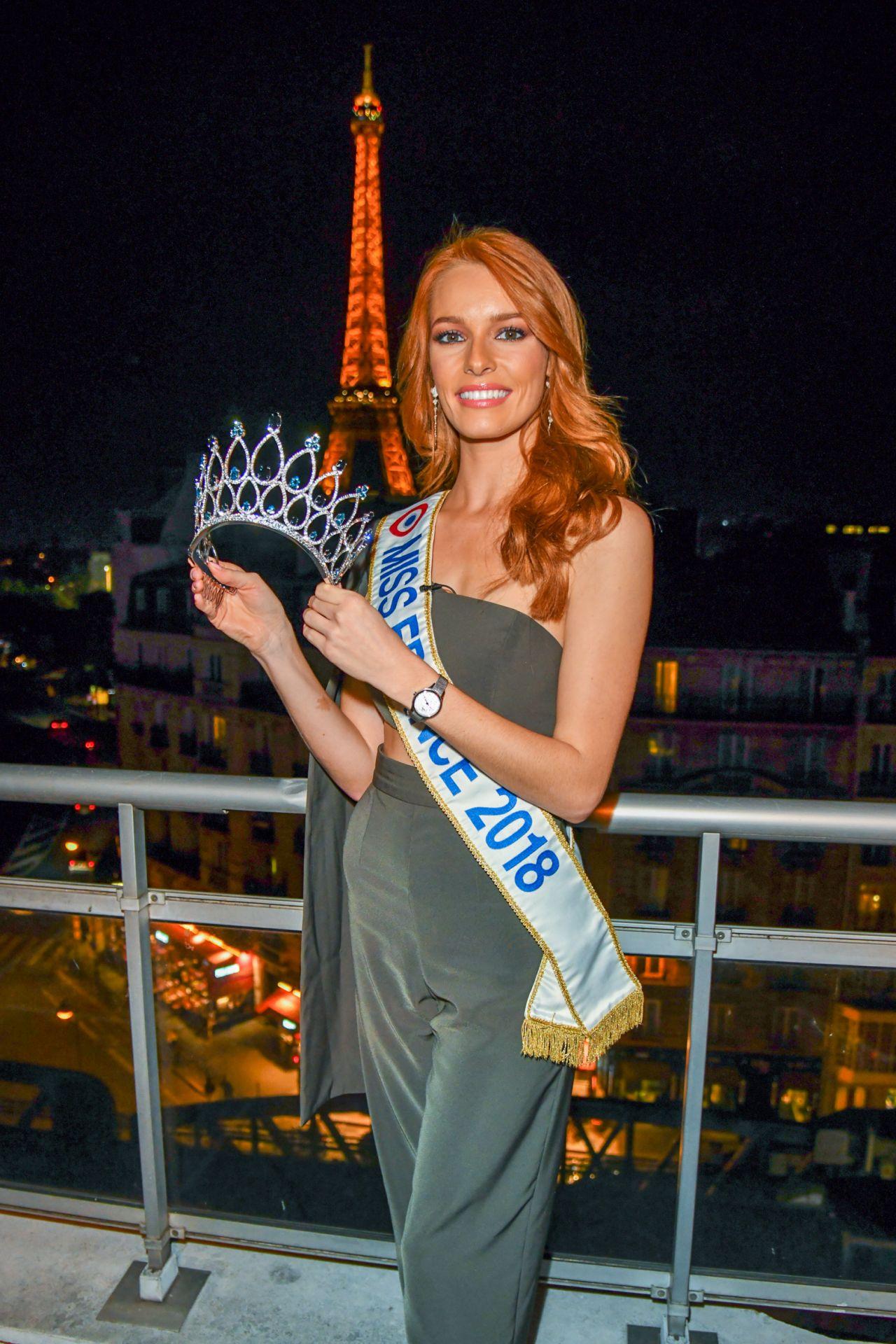 Maeva Coucke Miss France 2019 Julien D Orcel Crown