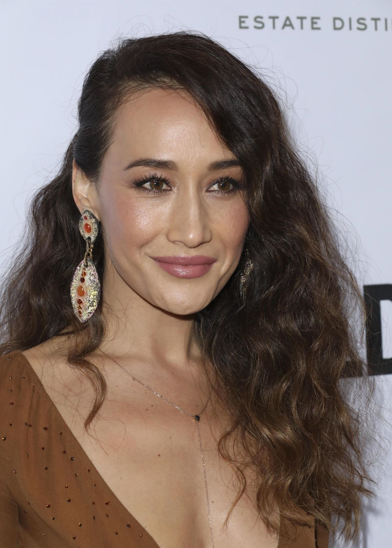 Maggie Q - An Evening in China With WildAid, Los Angeles