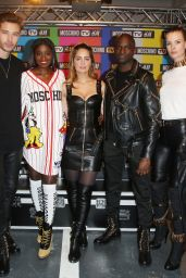 Marie-Ange Casta – Moschino x H&M Launch Party in Paris