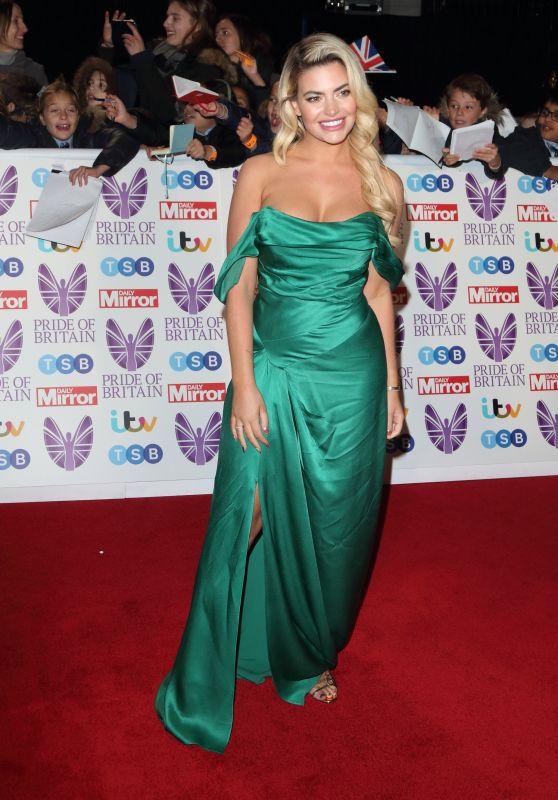 Megan Barton Hanson – 2018 Pride of Britain Awards