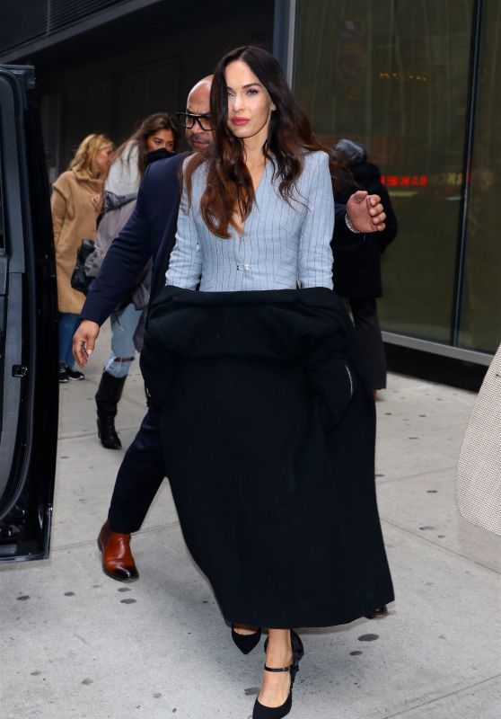 Megan Fox - Out in NYC 11/28/2018