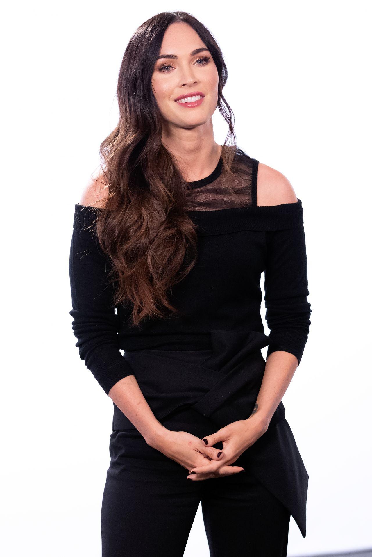 Megan Fox - The IMDb Show in Studio City, November 2018