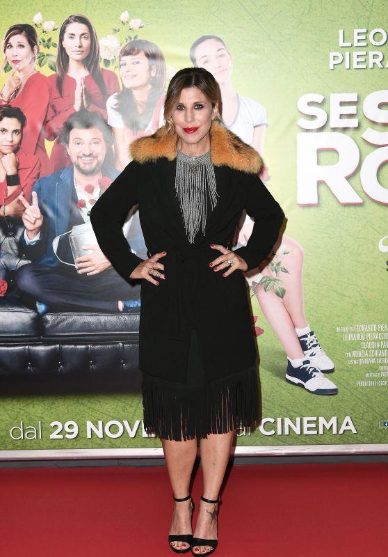 """Michela Andreozzi – """"Se son rose"""" Premiere in Rome"""