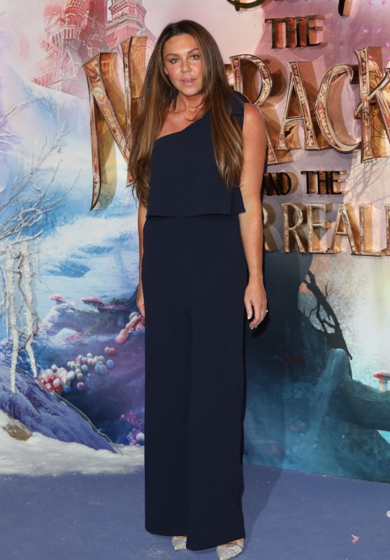 "Michelle Heaton – ""The Nutcracker & The Four Realms"" Screening in London"
