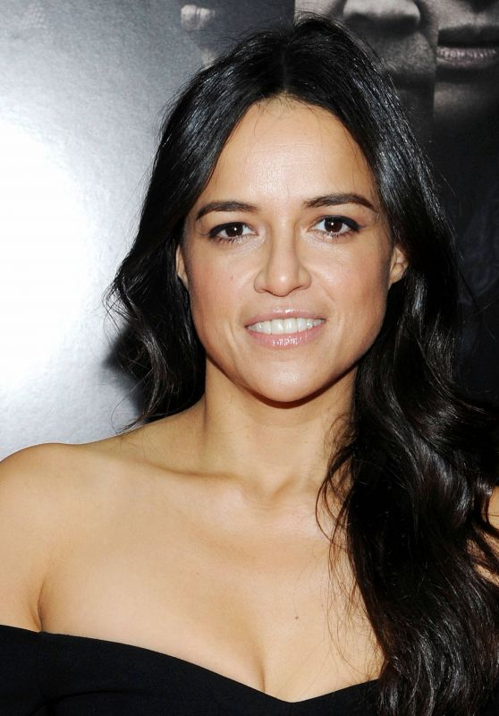 """Michelle Rodriguez - """"Widows""""  Special Screening in New York 11/11/2018"""