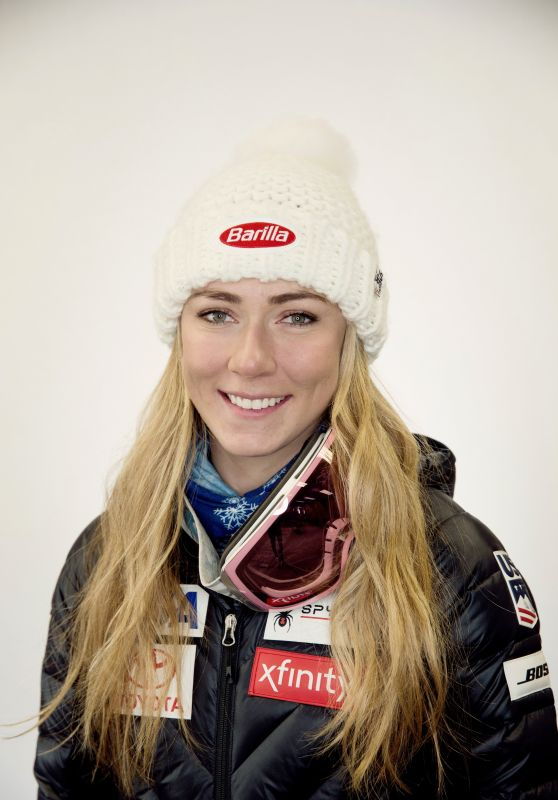 Mikaela Shiffrin - 2018/19 U.S. Alpine Ski Team Headshots