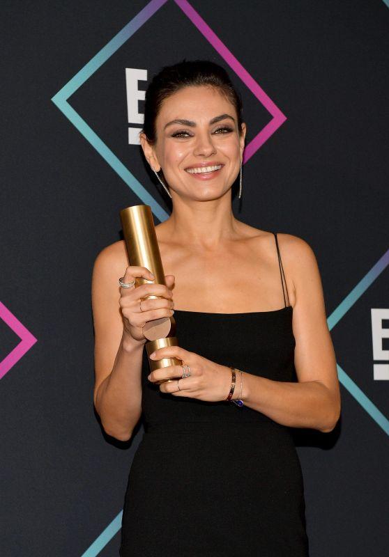 Mila Kunis– People's Choice Awards 2018